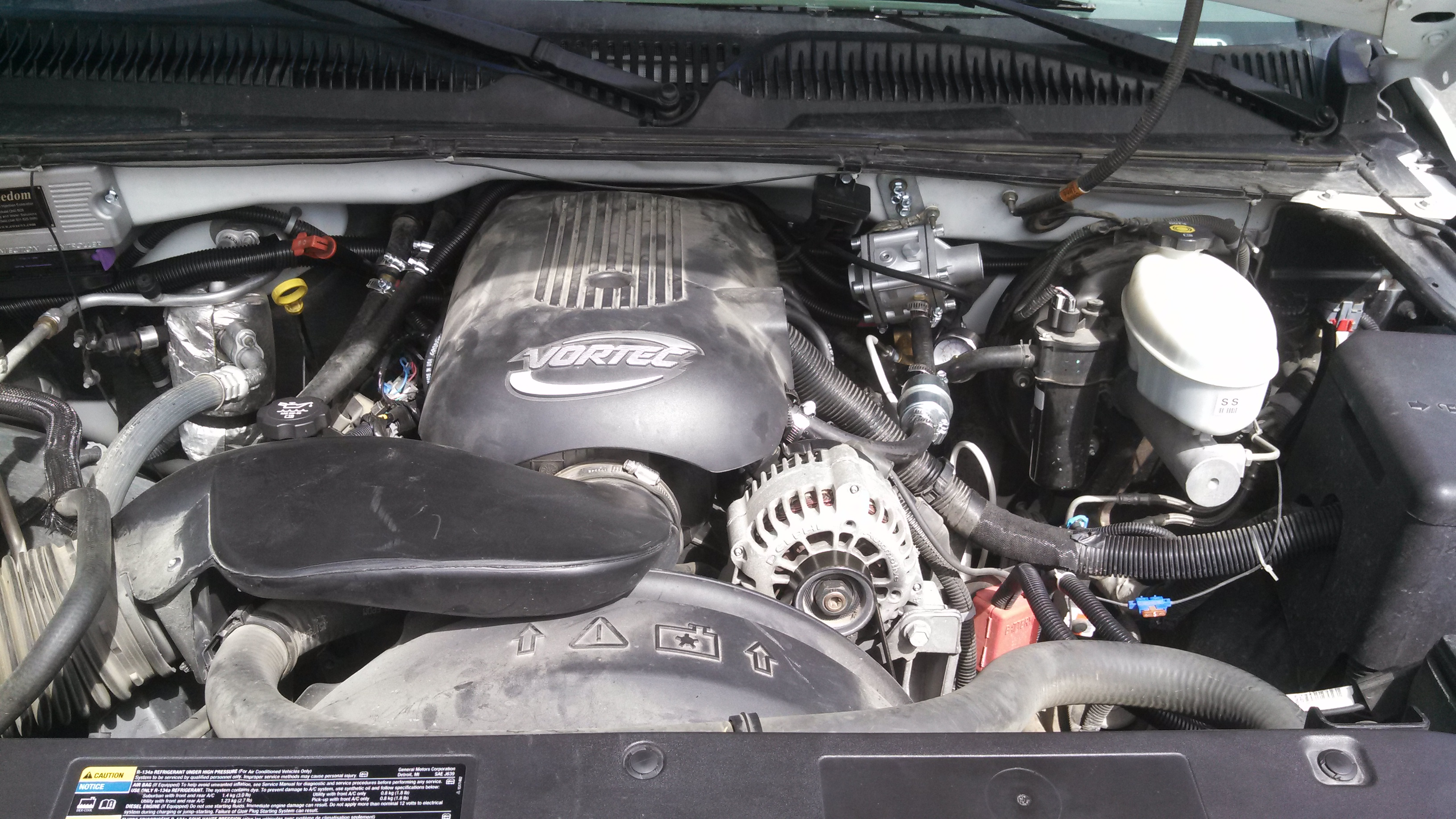 Chevy 3500 UH6 - CNG COMPLETE | CNG COMPLETE