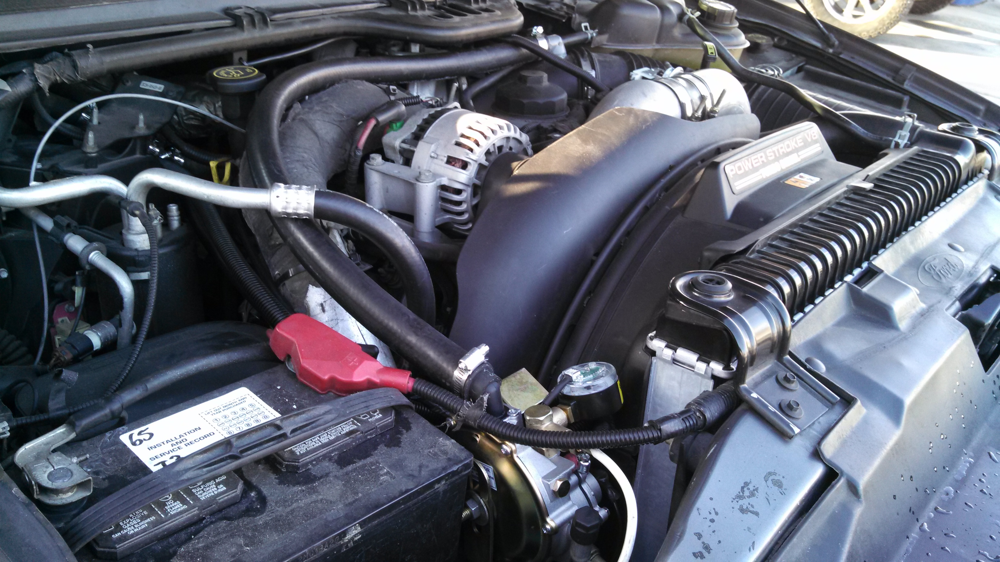 2005 F250 Under Hood Wiring Library Dnbnor Co